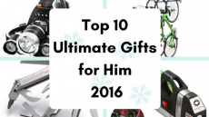 Top 10 Ultimate Gifts for Him in 2016